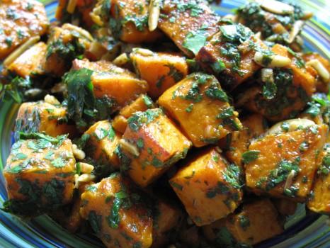 Moroccan Sweet Potato Salad   Laura b  Russell