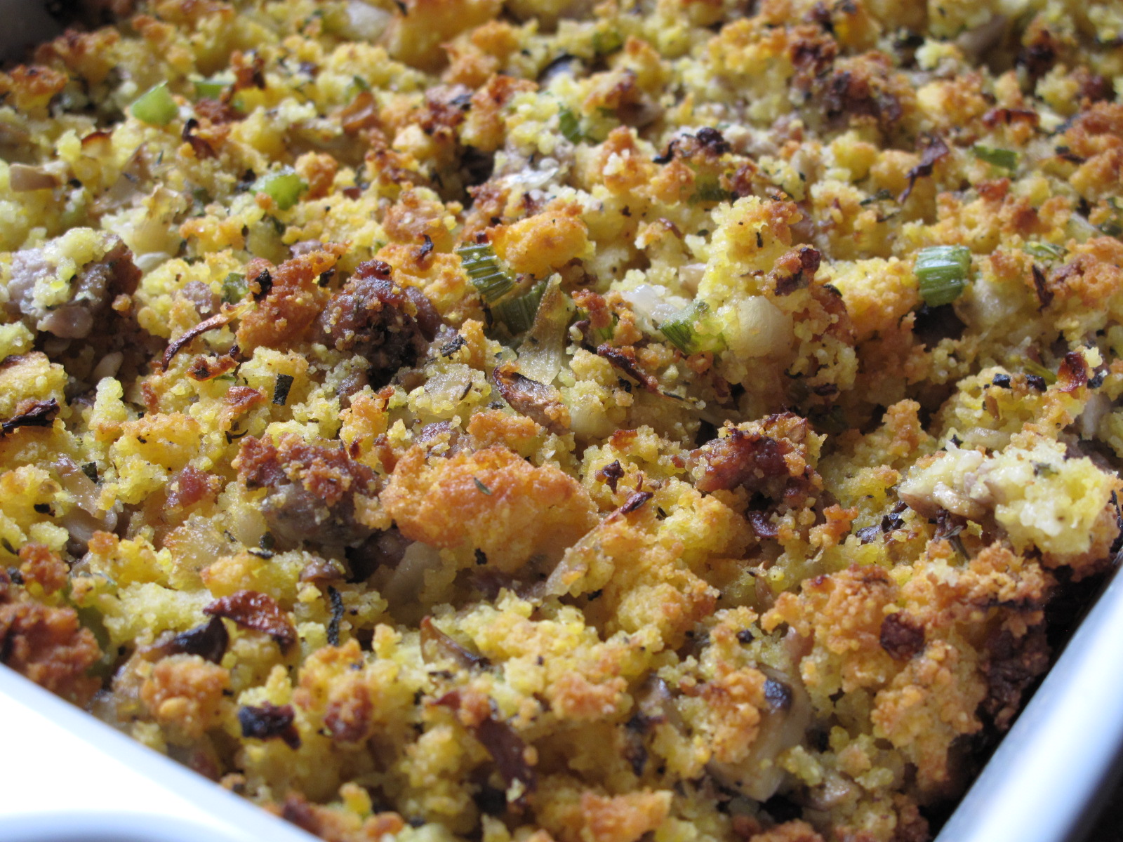 Old fashioned bread stuffing 70